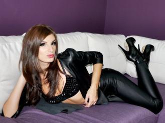 GoddessFreyja leather fetish