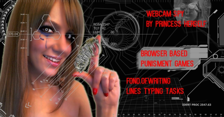 MissWaltrude Teamviewer Cyberslave training