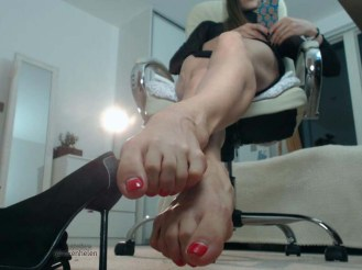 Feet Domination