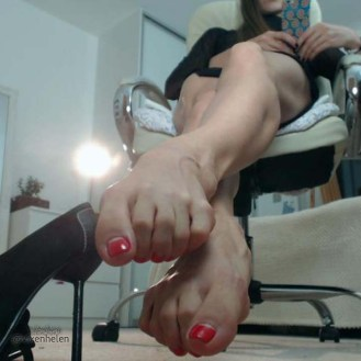 Feet Domination